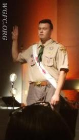 Pledge of Eagle Scout